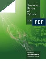 Economic Survey Pakistan 2009 10