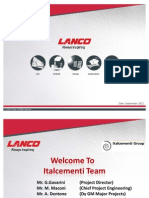 1.0 Lanco Corporate Presentation