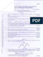 analysis and design of algorithm paper 2