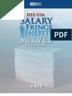 Ieee Usa Salary Survey 2010 Final