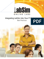 Labsim Best Practices