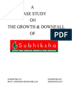 The Growth & Downfall of Subhikha