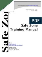 Safezone Manual 2003