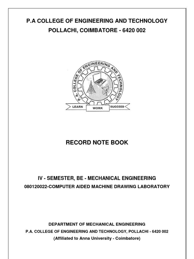 Me2257 machine drawing manual rivet screw buycottarizona Choice Image