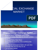 Foreigen Exchange Market 1