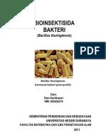 Laporan Bioinsektisida Diank