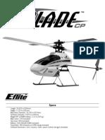 BladeCP Manual