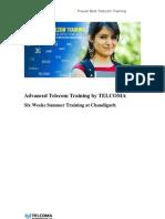 Six Weeks Summer Training Chandigarh