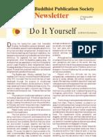 Buddhist Publication Society Newsletter 64