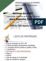 Normas da ABNT para Desenho Técnico 3