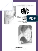 BEGGING FOR LOVE