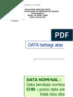 Modul Analisis Data Dengan Spss 29 April