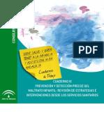 ANDALUCI Maltrato Infantil en Servicios Anitarios Observatorio Infancia Andalucia