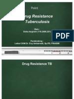 Drug Resistance Tb