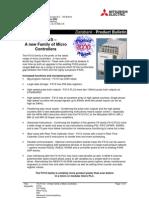 Datasheet PLC Fx