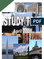 Geneva-Paris ST Report 2006