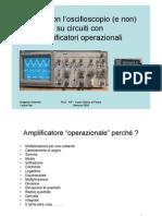 2009-scuolaestiva-AMPLIFICATORI OPERAZIONALI