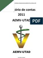 Relatório de contas 2011 final