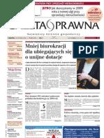 gazeta prawna z 20 listopada 08 (nr 227)