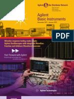 Agilent Distribution Catalogue