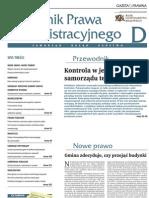 tygodnik prawa administracyjnego z 19 listopada 08 (nr 226)