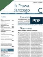 tygodnik prawa gospodarczego z 18 listopada 08 (nr 225)