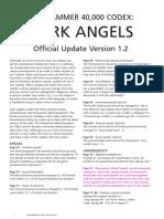 Dark Angels FAQ