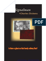 14674840 the Signalman by Charles Dickens