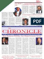 Chronicle Nov 19 08