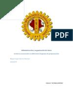 Administracion de datos