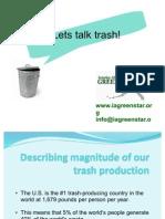 Lets Talk Trash 21Oct09