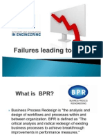 Failures in BPR - Final Gaurav