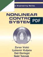 Nonlinear Control Systems - Zoran Vukic