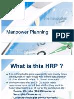 Manpower Planning & Recruitment