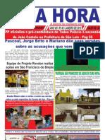 JORNAL A HORA JANEIRO DE 2012 - EDIÇÃO Nº 49