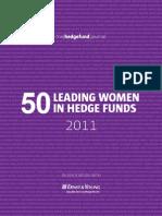 Thfj 50 Women in Hedge Funds 2011