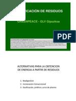 Gasificacion_de_residuos Informe Green Peace Glv Gipuzkoa