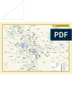 Ballarat and Surrounds Map