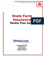 State Farm Media Plan Book