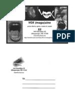 Cleave Press Catalog February 1997