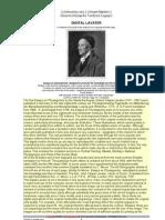 Lavater - Physiognomy