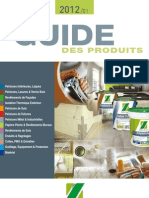 Catalogue Zolpan 2012