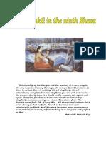 Guru Bhakti in the Ninth Bhava