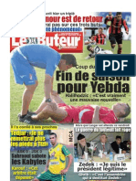 LE BUTEUR PDF du 19/02/2012