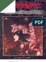 TSR 9571 - Plan Escape - Masters of Eternal Night