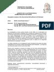 Analisis Geografico de La Utosuficiencia Aliment Aria en El Salvador