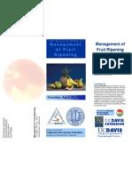Broshure Of Training of Manegemet of Fruit Ripening