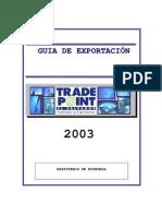 Guia de Exportacion