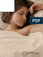 Easy Sleep Brochure 2010