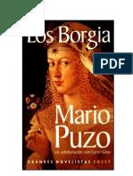 Puzo, Mario - Los Borgia